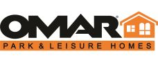 Omar park and leisure homes logo