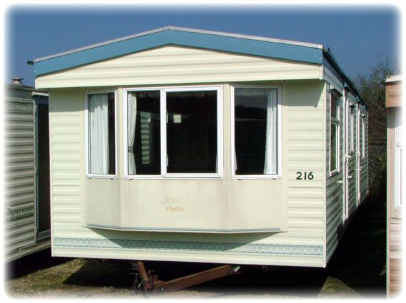 static cream caravan