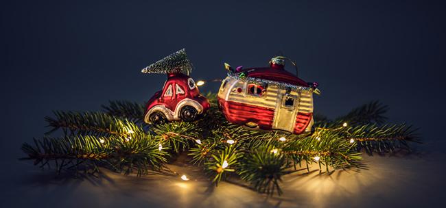 Static Caravan Christmas Holidays