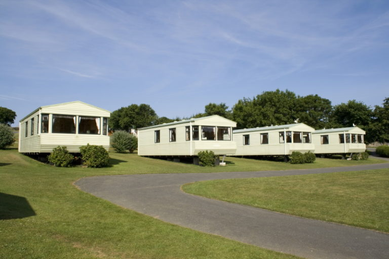 used static caravans cornwall